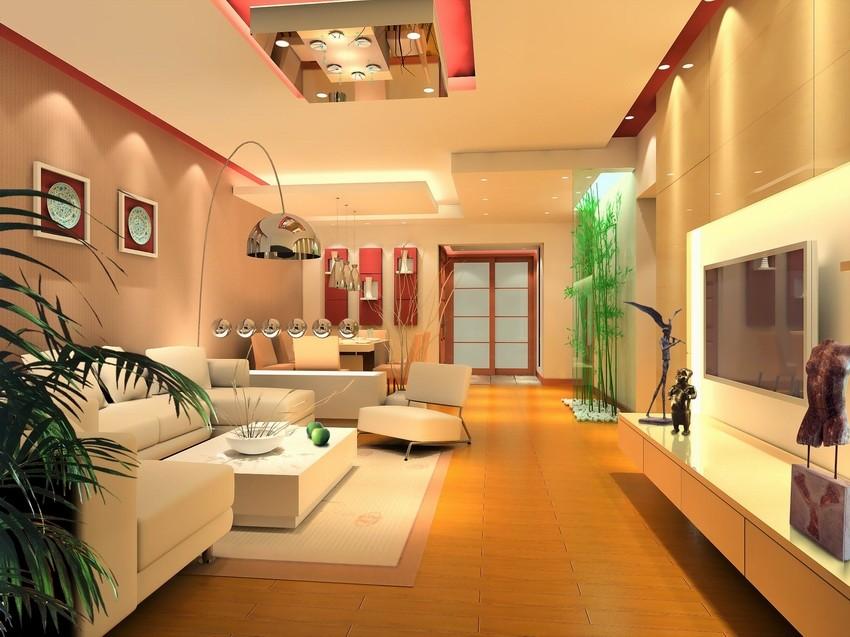 Lựa chọn màu sắc phòng khách